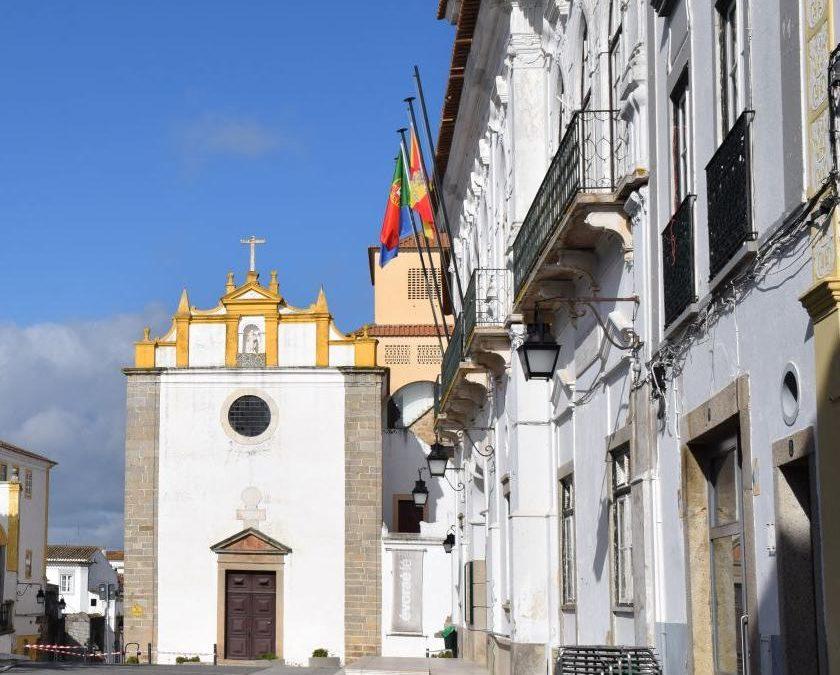 29 de Junho: Câmara Municipal de Évora assinala Dia da Cidade com homenagem aos profissionais que estão na luta contra a pandemia