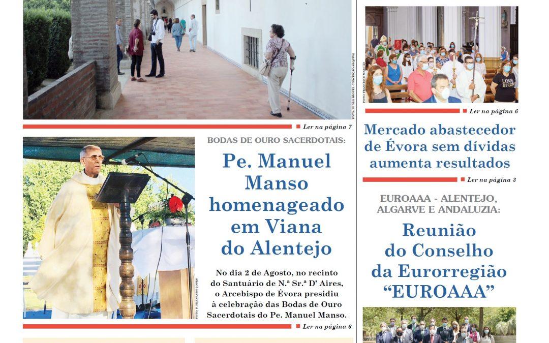 """Edição do jornal """"a defesa"""" – 5 de Agosto de 2020"""