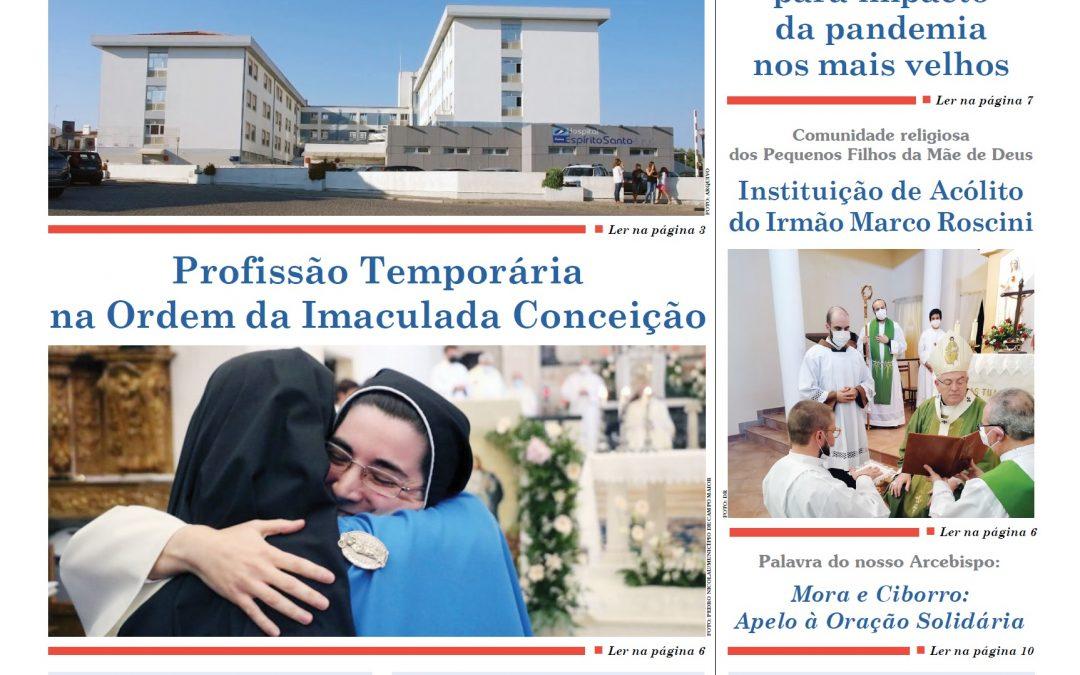 """Edição do jornal """"a defesa"""" – 2 de Setembro de 2020"""