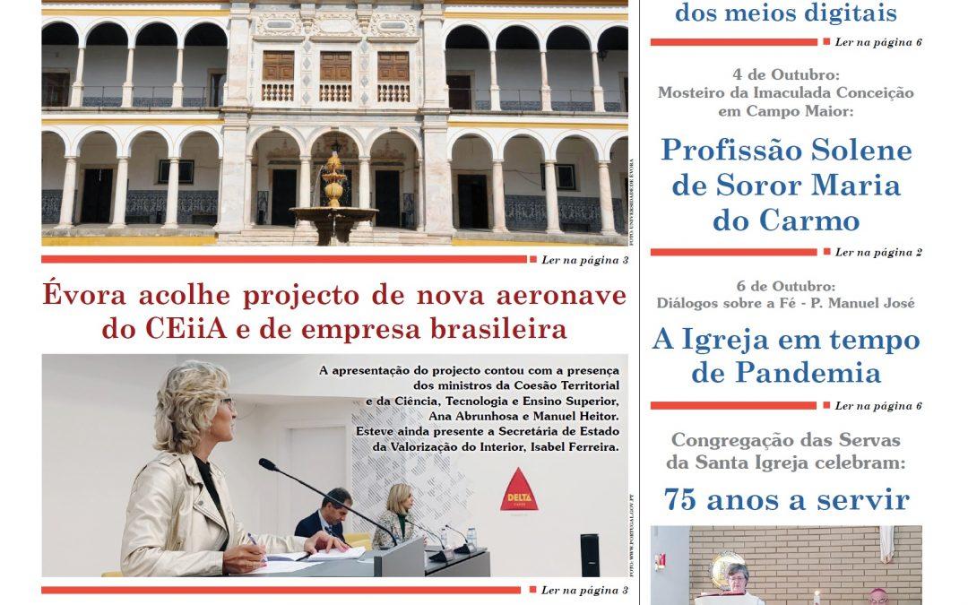"""Edição do jornal """"a defesa"""" – 30 de Setembro de 2020"""
