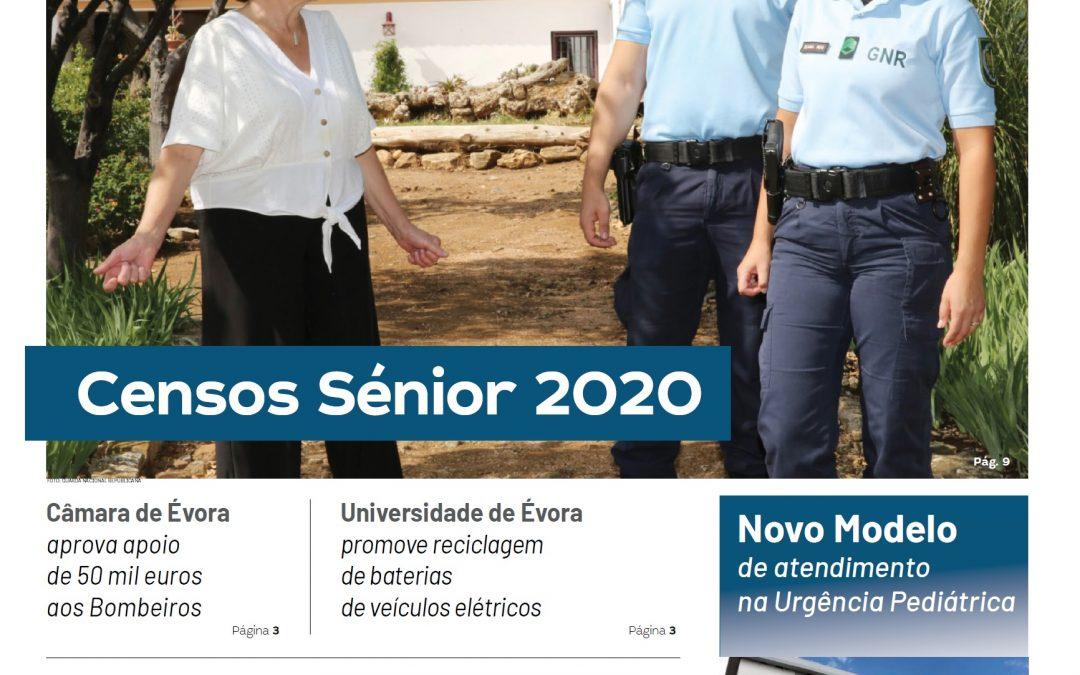 """Edição do jornal """"a defesa"""" – 14 de Outubro de 2020 – Com nova imagem, o mesmo rigor"""