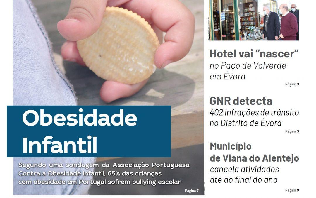 """Edição do jornal """"a defesa"""" – 21 de Outubro de 2020 – Com nova imagem, o mesmo rigor"""