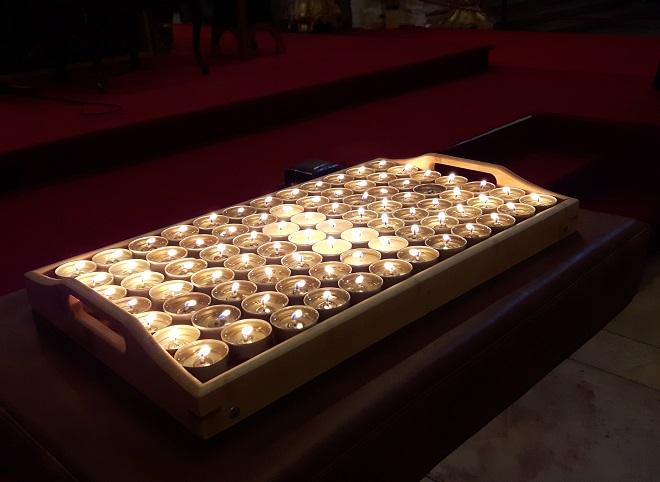 Arcebispo de Évora  celebra Dia Mundial dos Pobres  e Dia Mundial em Memória das Vítimas da Estrada