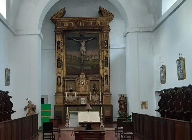 2 de Novembro às 15h30: Arcebispo de Évora celebra Eucaristia não comunitária na Cartuxa por todos os fiéis defuntos