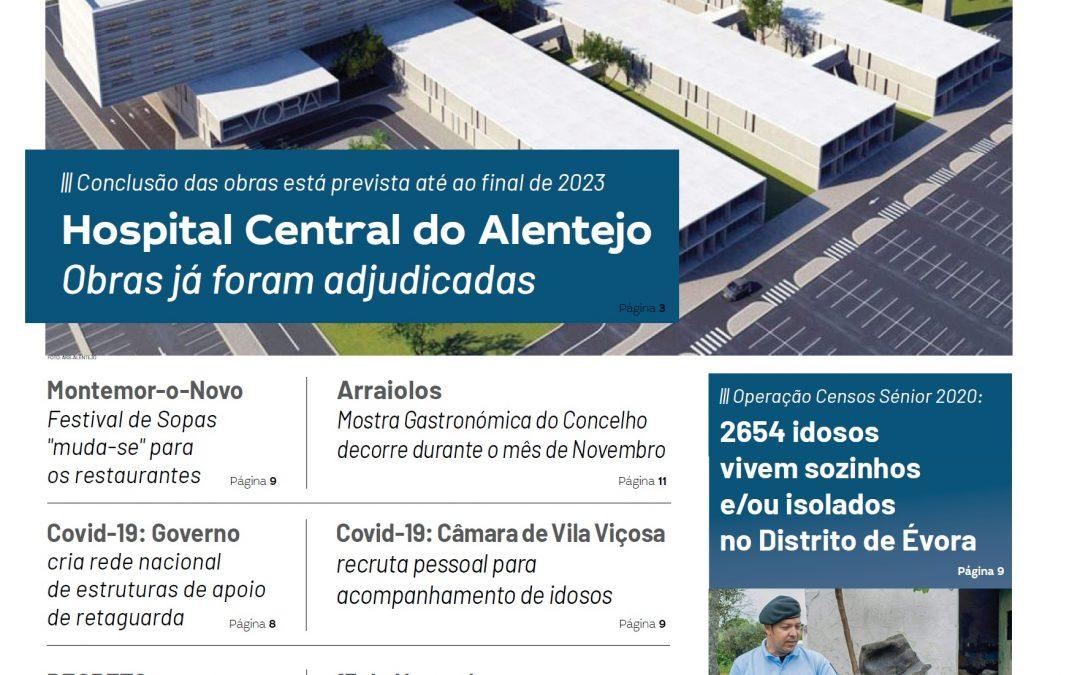 """Edição do jornal """"a defesa"""" – 11 de Novembro de 2020"""