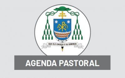 22 a 29 de abril de 2021: Agenda Pastoral do Arcebispo de Évora