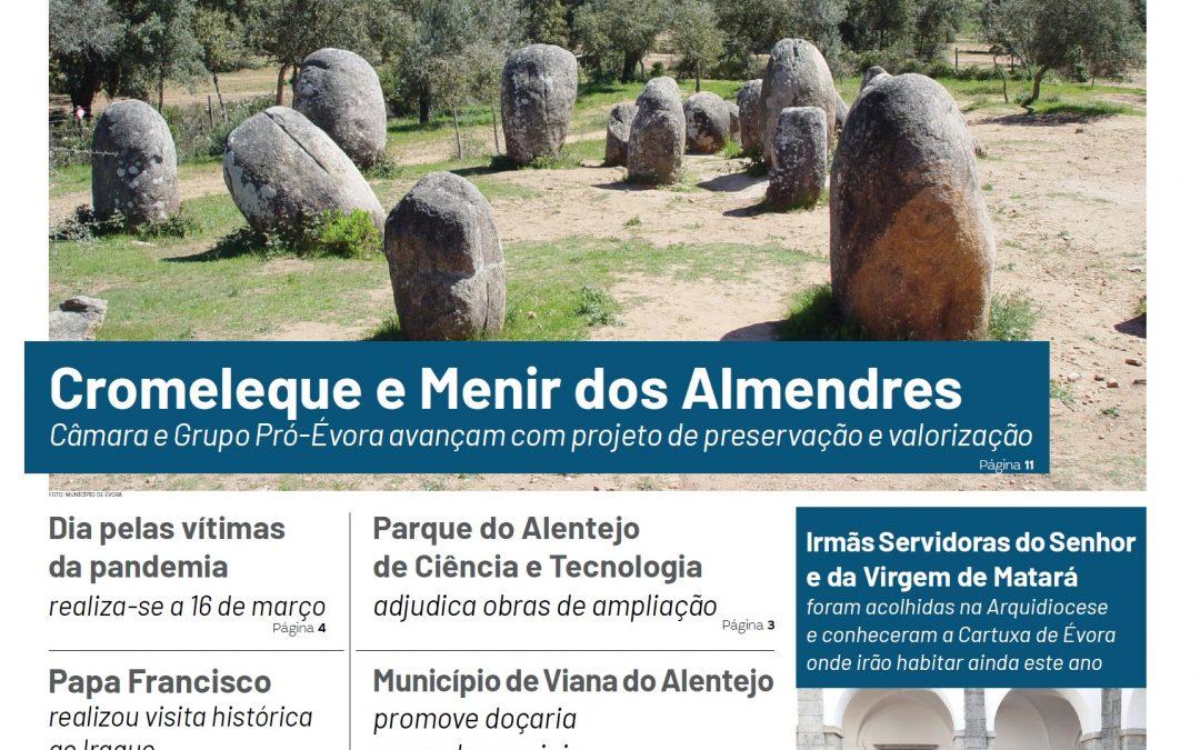 """Jornal """"a defesa"""" – 10 de Março de 2021"""