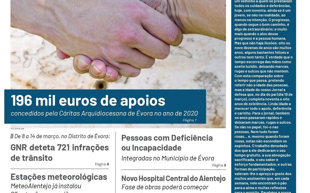 """Jornal """"a defesa"""" – 17 de Março de 2021"""