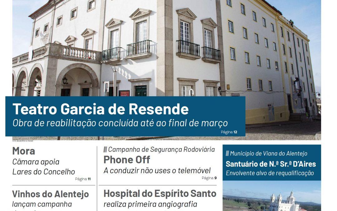 """Jornal """"a defesa"""" – 24 de Fevereiro de 2021"""