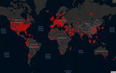 Covid-19: Pandemia já provocou 4,43 milhões de mortes em todo o mundo