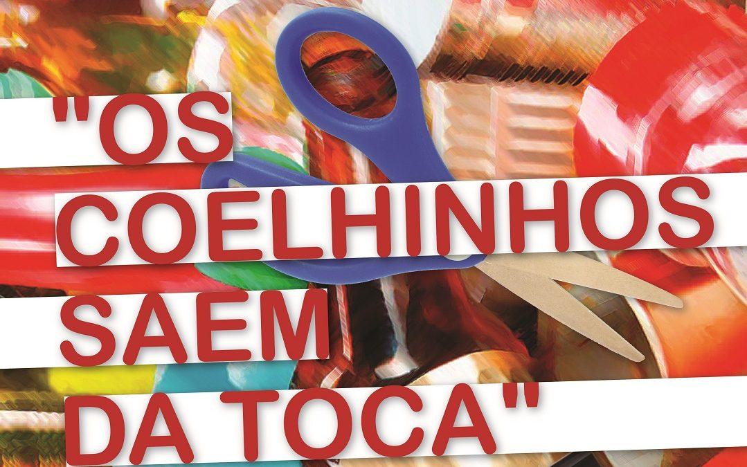 """CLDS de Alcácer do Sal promove iniciativa """"Os coelhinhos saem da toca"""""""