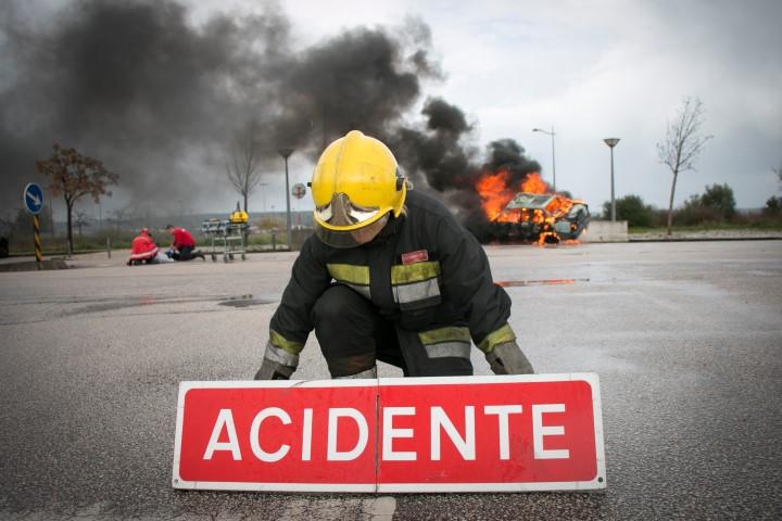 Acidentes rodoviários diminuíram cerca de 25% e mortos reduziram 20% em 2020