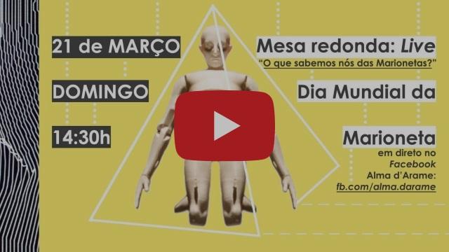 Dia Mundial da Marioneta assinalado em Montemor-o-Novo