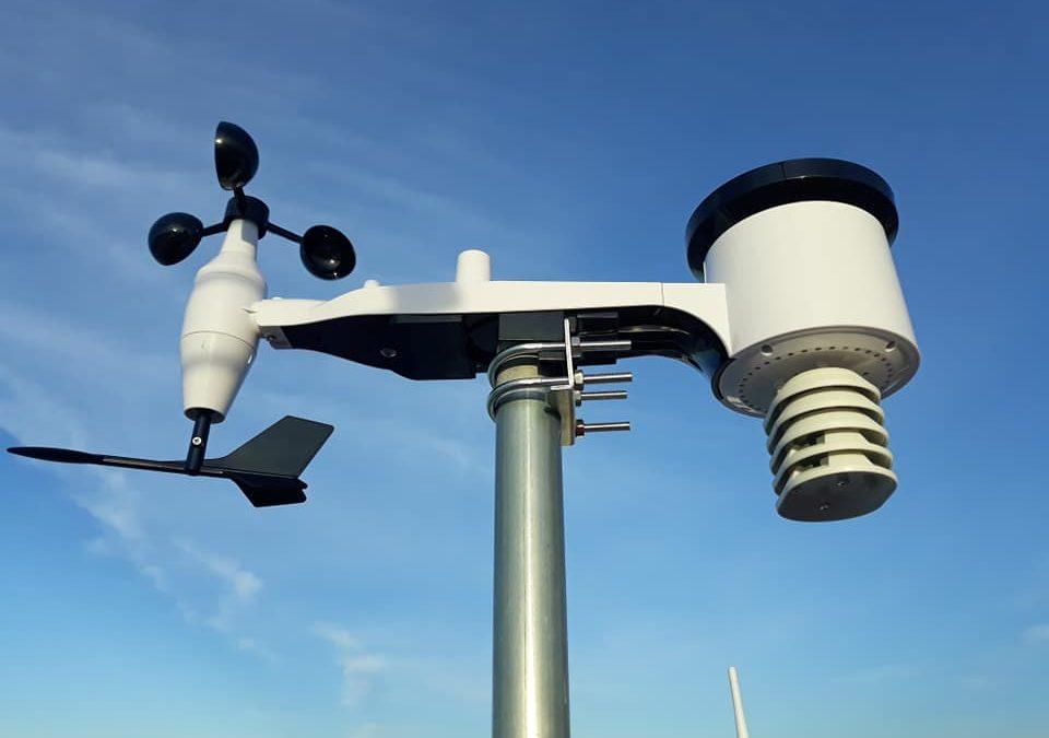 Estações meteorológicas no Alentejo MeteoAlentejo já instalou 28 estações na região