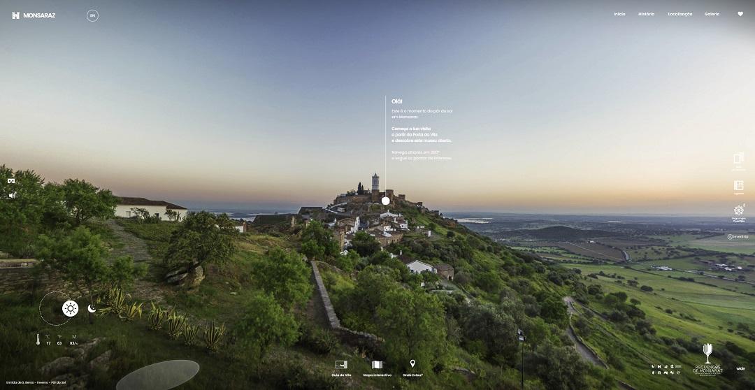 Faça uma visita virtual a Monsaraz (C/FOTOS)