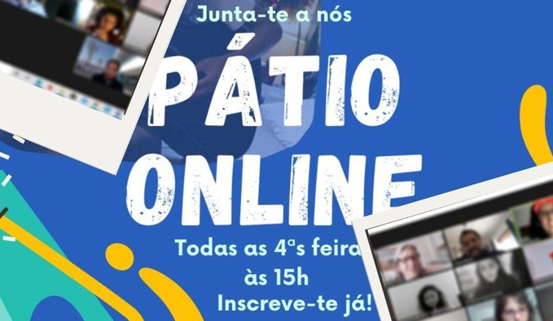 """Salesianos de Évora: às quartas-feiras, o pátio é """"online"""""""