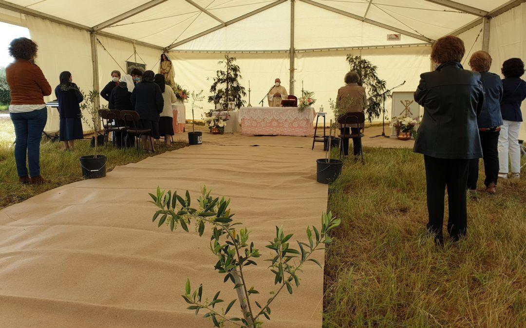 Festa dos Prazeres no concelho de Monforte