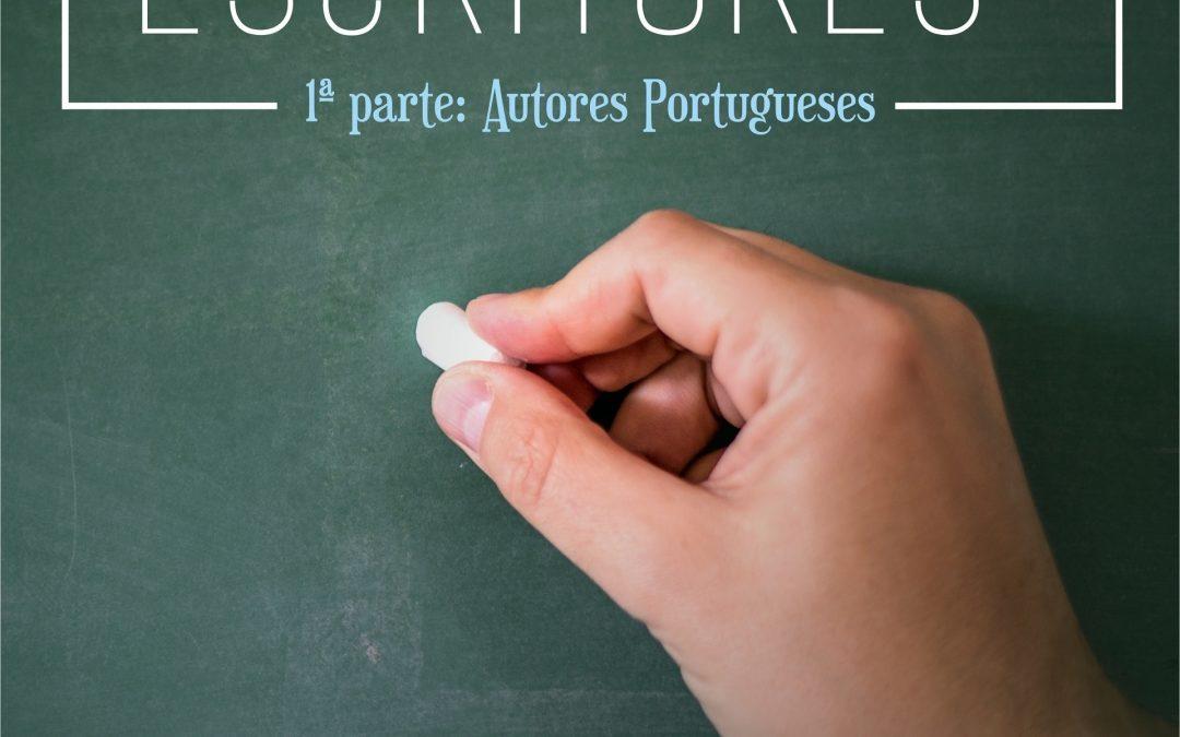 """Redondo: Exposição """"Professores Escritores – 1ª parte: Autores Portugueses"""""""