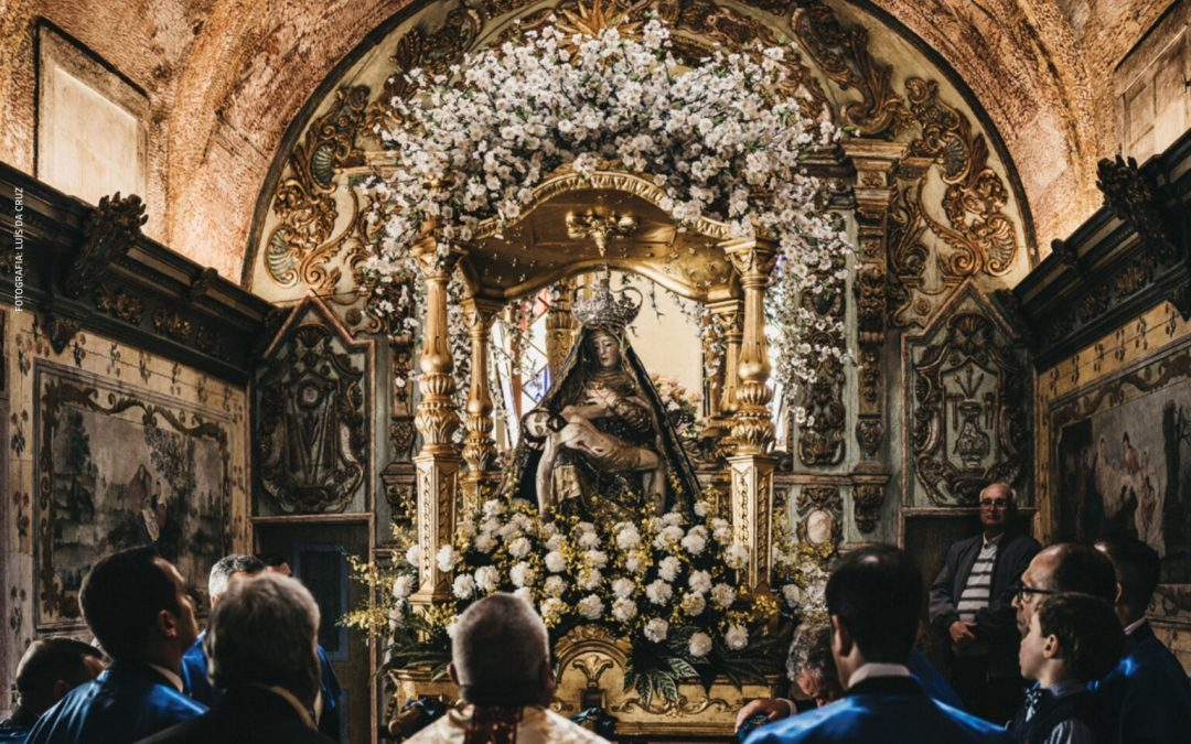 17 e 18 de abril: Arcebispo de Évora presidiu às missas integradas na Festa Grande – Mãe Soberana (Algarve)