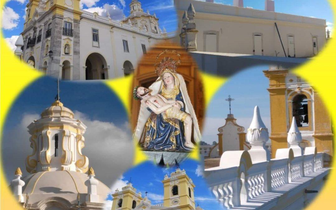 15 de Maio: Reabertura do Santuário de Nossa Senhora D'Aires