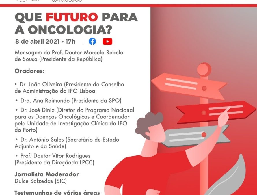 8 de Abril: Liga Portuguesa Contra o Cancro promove Conferência sobre o futuro da oncologia em Portugal
