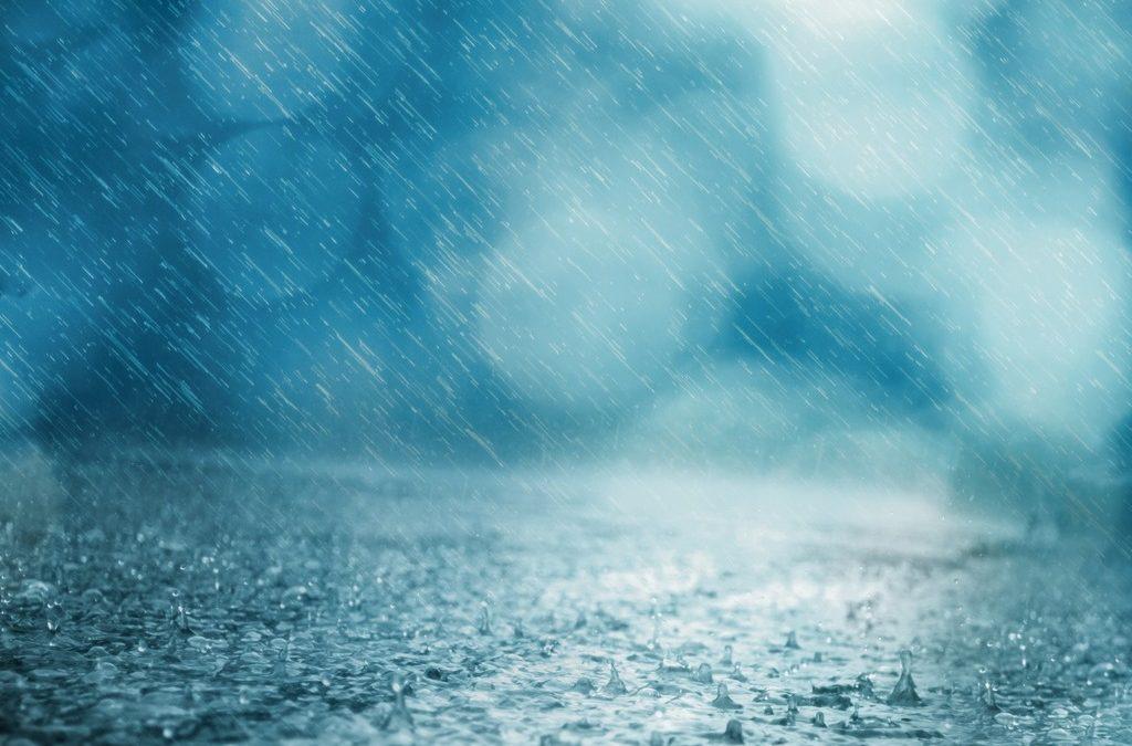 Aviso amarelo para o Distrito de Évora: Precipitação entre as 12h e as 18h desta segunda-feira, 26 de abril