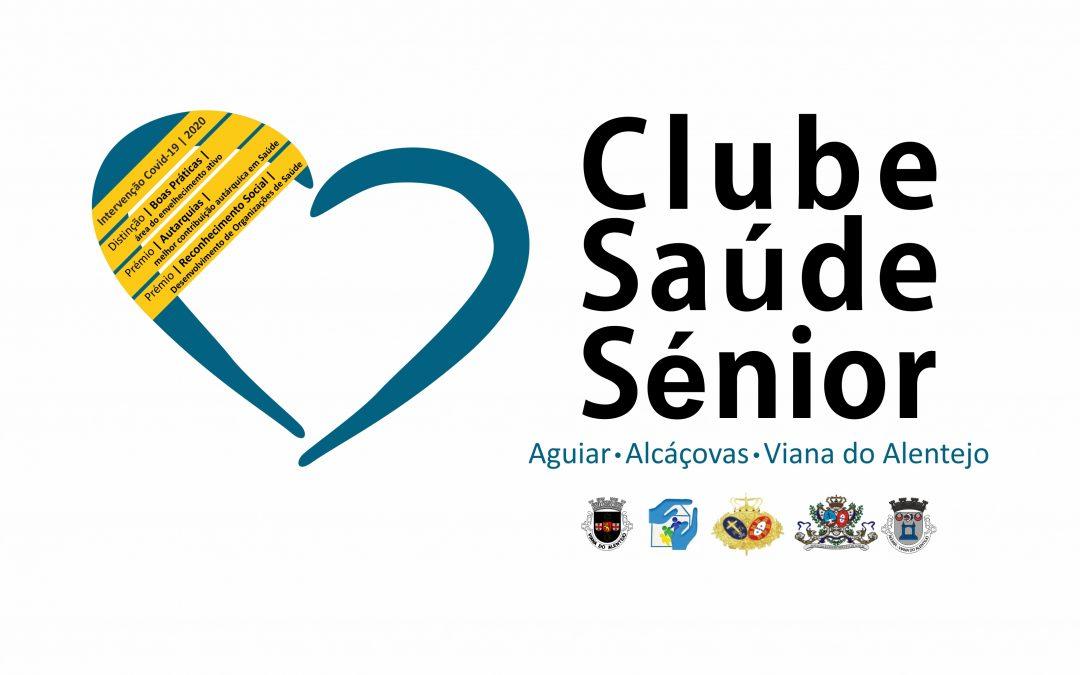 Viana do Alentejo: Clube de Saúde Sénior está de parabéns