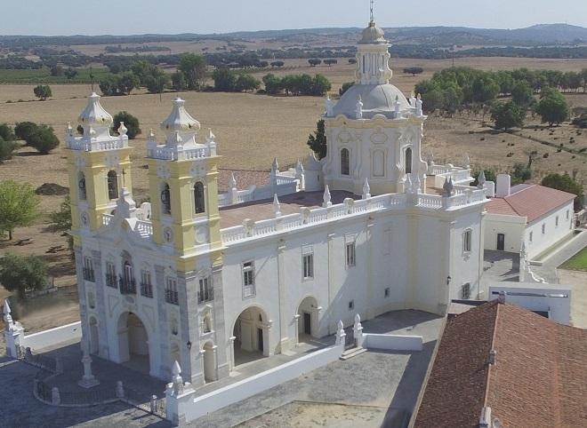 16 de Maio: Reabertura do Santuário de Nossa Senhora D'Aires