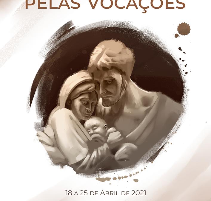 58ª Semana de Oração pelas Vocações celebra-se de 18 a 25 de abril