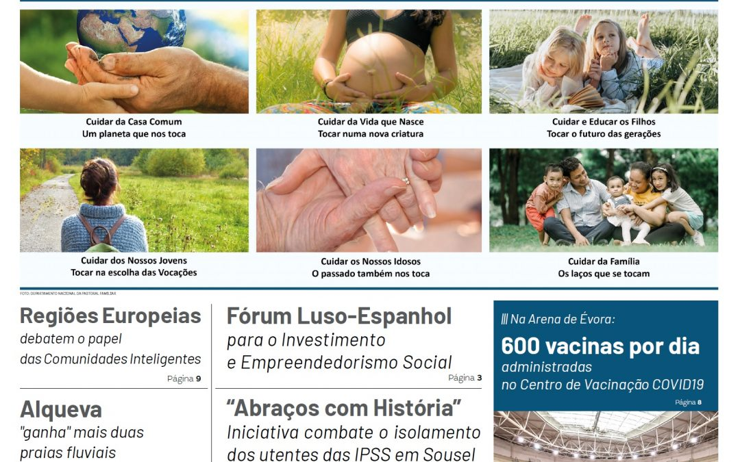 "Jornal ""a defesa"" – 5 de Maio de 2021"