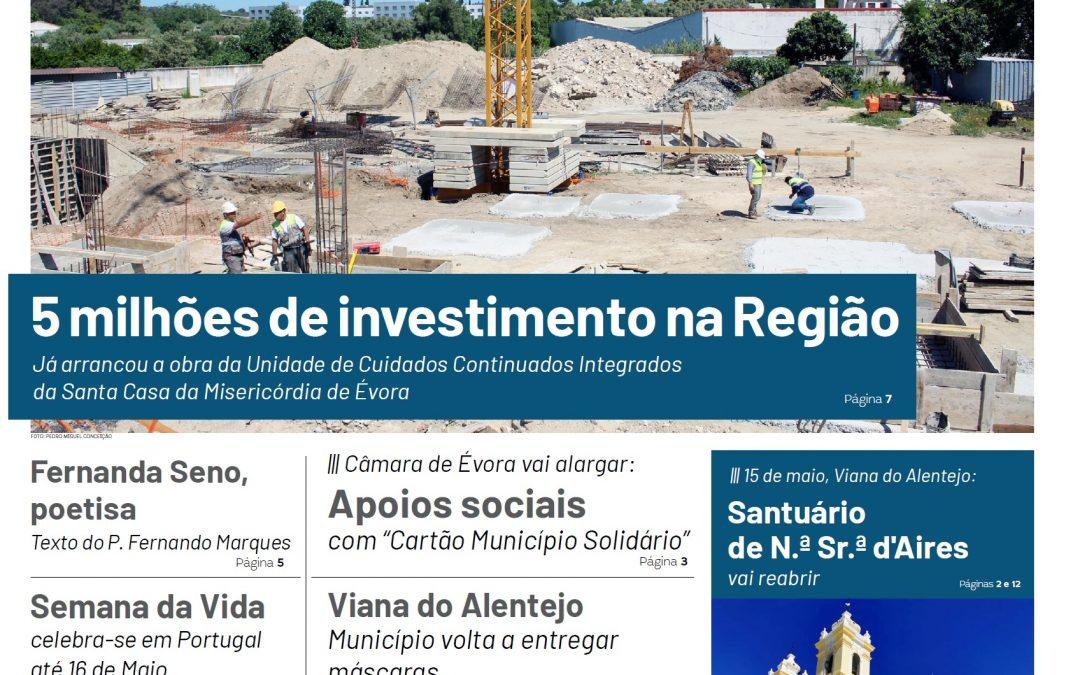 "Jornal ""a defesa"" – 12 de Maio de 2021"