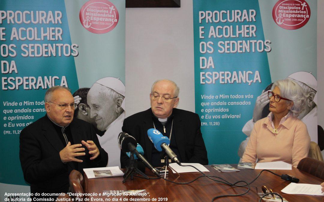 Palavra do nosso Arcebispo: Sobre a humilhante problemática dos migrantes no Alentejo