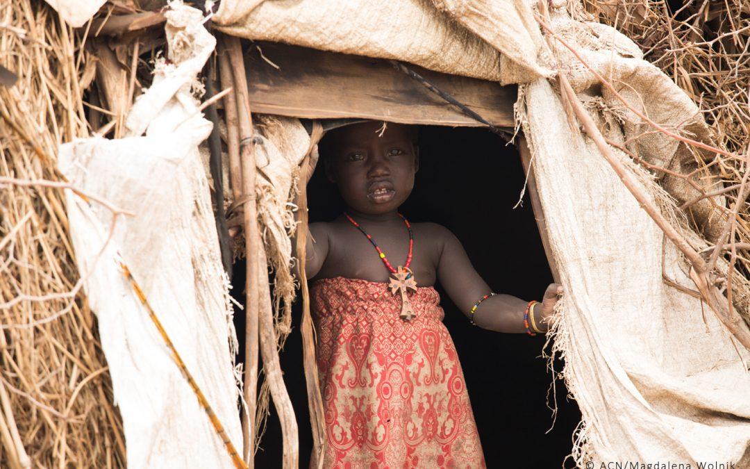 """ETIÓPIA: """"Há fome e medo e a situação está a piorar"""" na região de Tigray, denuncia sacerdote à Fundação AIS"""