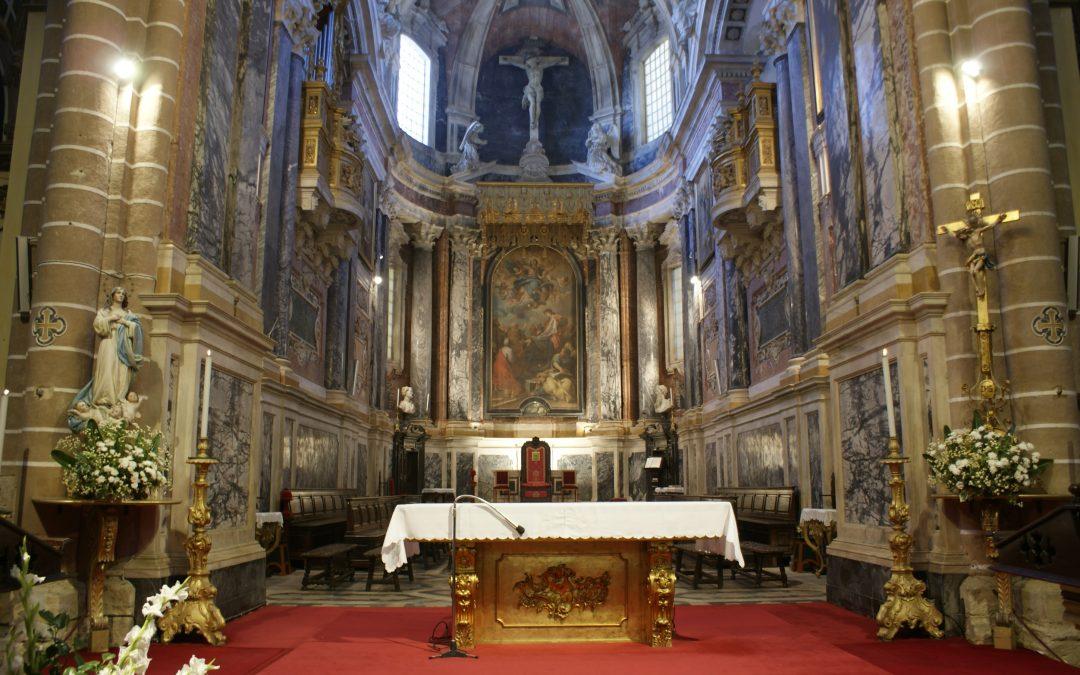 23 de maio, 17h00, em directo: Domingo de Pentecostes celebrado na Catedral de Évora