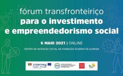 ÉVORA ACOLHE FÓRUM LUSO-ESPANHOL PARA O INVESTIMENTO E EMPREENDEDORISMO SOCIAL