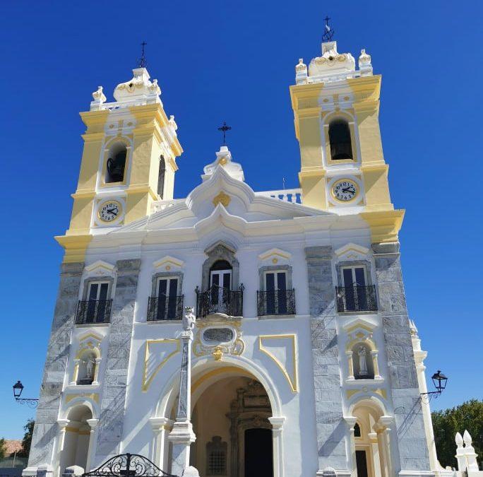 15 de Maio – Viana do Alentejo: Santuário de Nossa Senhora D'Aires vai reabrir