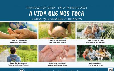 9 a 16 de maio: Semana da Vida celebra-se em Portugal