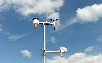 Gavião já tem Estação Meteorológica