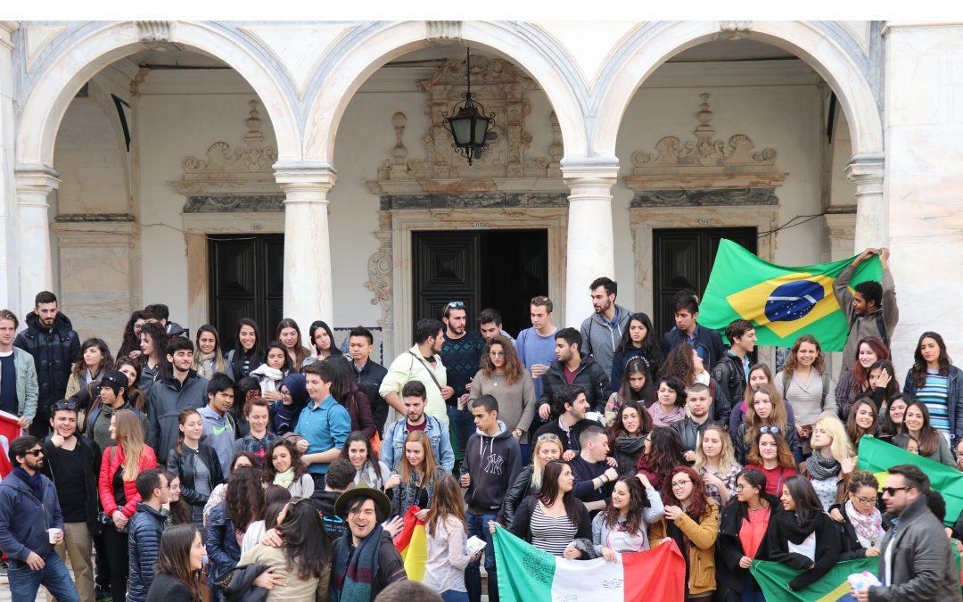 Estudante Internacionais: UÉ preenche totalidade das vagas na 1.ª fase