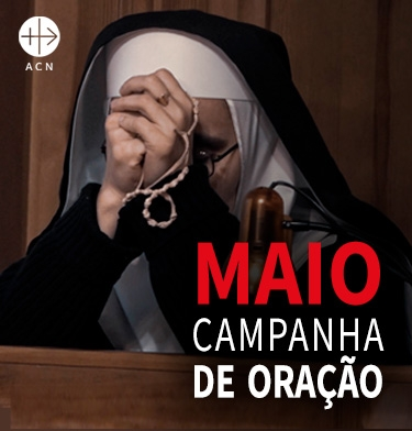 PORTUGAL: Fundação AIS desafia portugueses a rezar o Terço durante o mês de Maio pelos Cristãos perseguidos