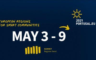 """3 a 9 de Maio: Évora recebe Regiões Europeias que debatem o papel das Comunidades Inteligentes num """"Futuro melhor"""""""