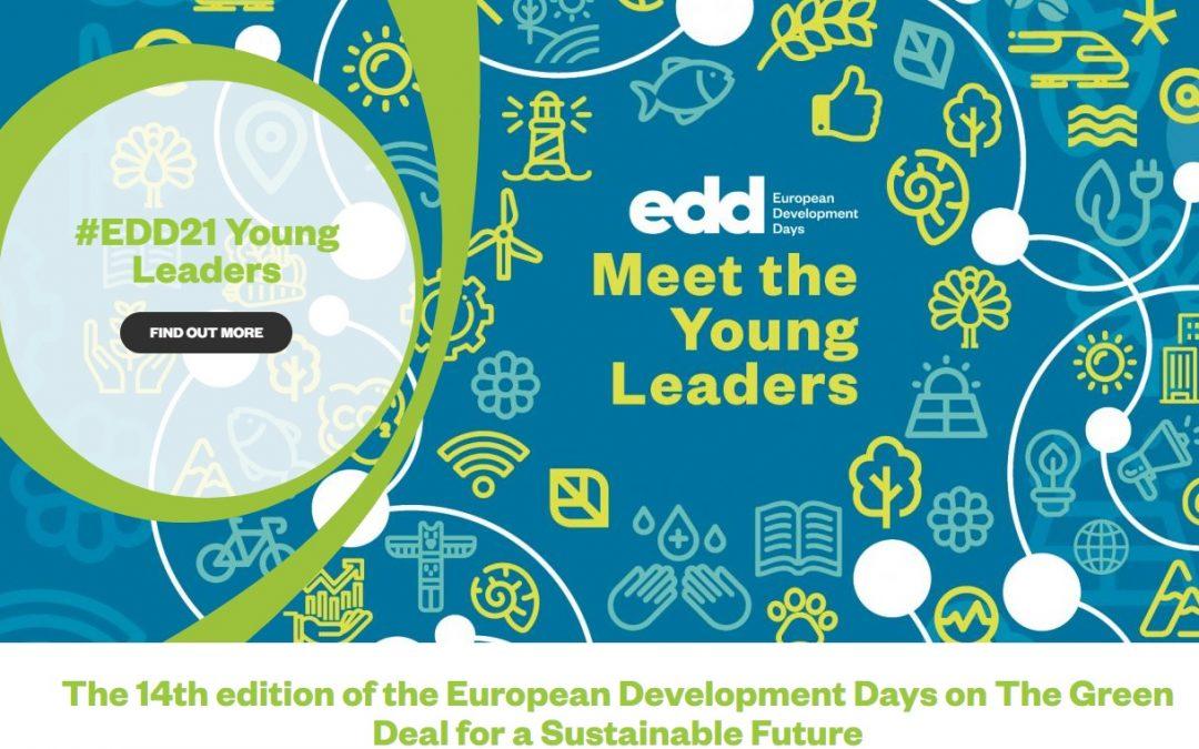 15 e 16 de junho, em formato digital: Jornadas Europeias Desenvolvimento – Young Leaders