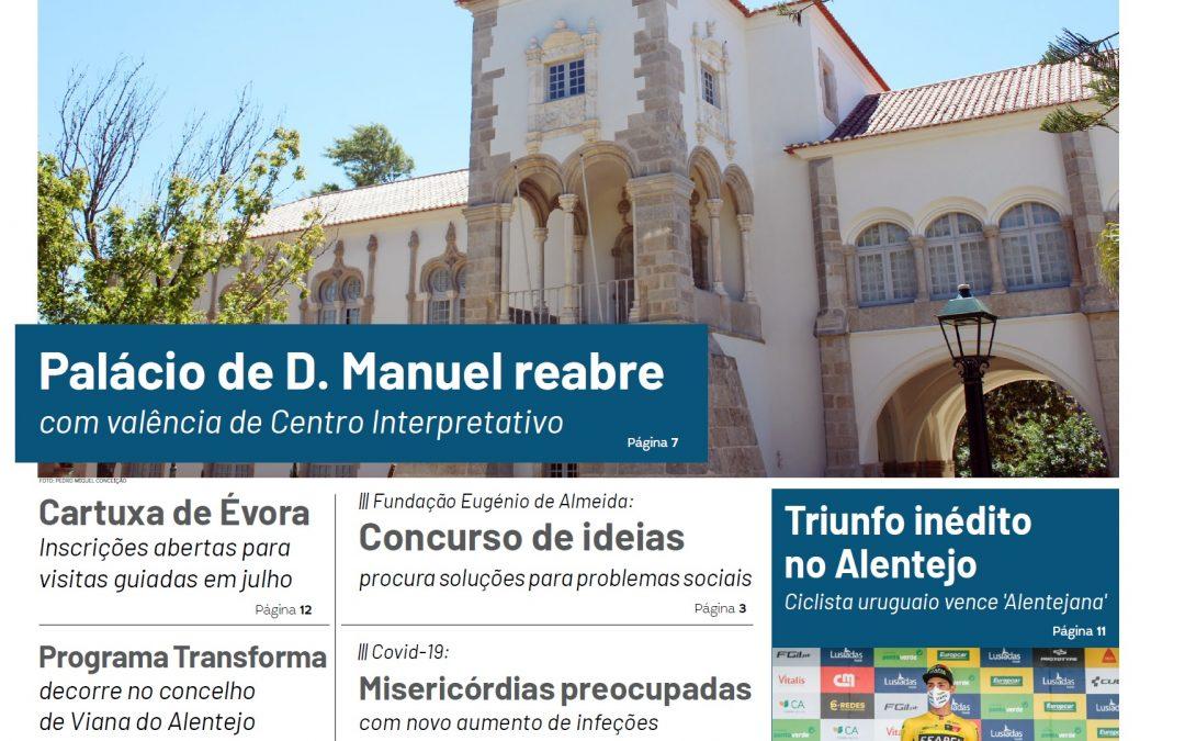 "Jornal ""a defesa"" – 30 de Junho de 2021"