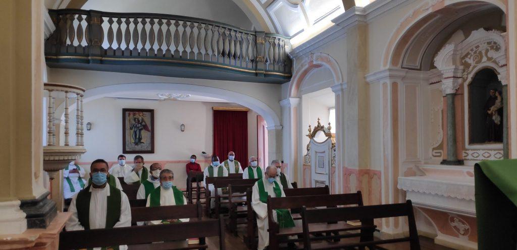 5 a 9 de julho: Retiro do Clero  no Seminário Maior de Évora