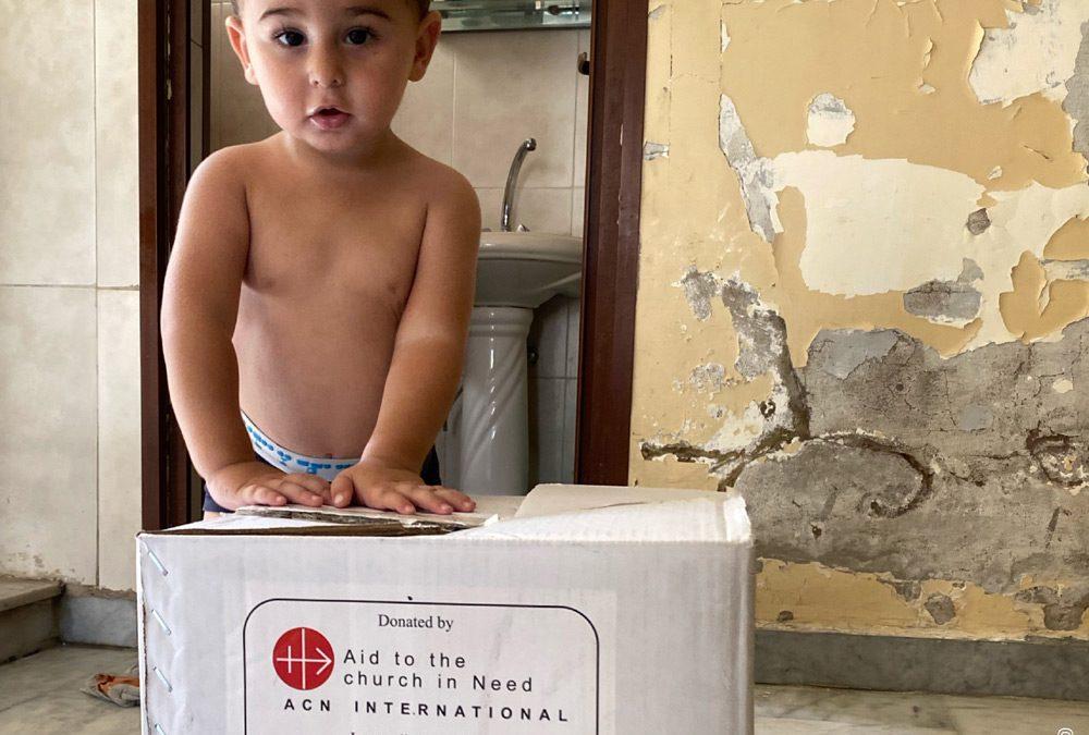 """LÍBANO: """"Estão a passar fome, os frigoríficos estão vazios"""", alerta religiosa portuguesa sobre agravamento da crise no país"""