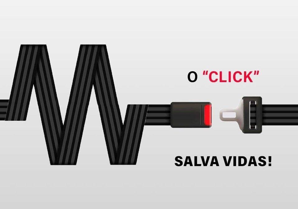 """23 de junho: Campanha de Segurança Rodoviária """"Cinto-me vivo"""""""