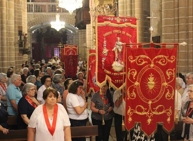 Dia 11 de junho, às 17h, em direto: Festa do Sagrado Coração de Jesus na Catedral de Évora