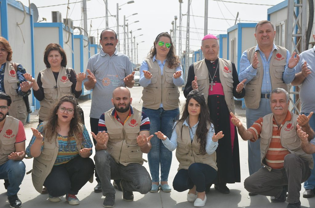Solidariedade: Cáritas Internacional convida a acender uma vela pelos refugiados (c/vídeo)