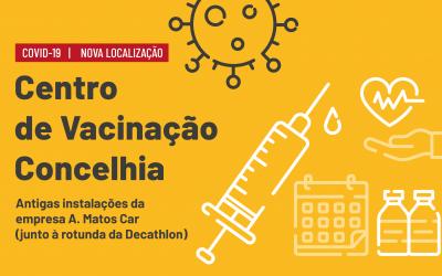 Évora: Centro de Vacinação Covid muda de local dia 18 de junho