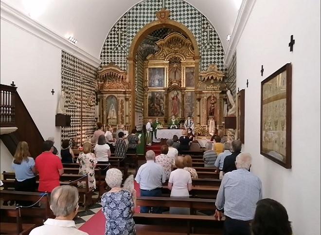 11 de julho, às 11h30: Arcebispo de Évora preside à Eucaristia dominical na Igreja de São Brás